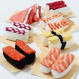 寿司靴下02