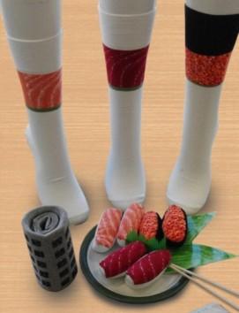 寿司靴下07
