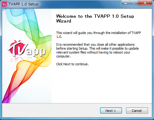 TVApp for PC-42-26-936