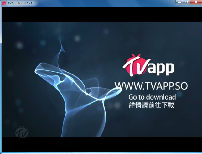 TVApp for PC30-071