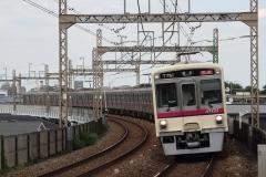 7701F特急橋本@京王稲田堤IMG_1730