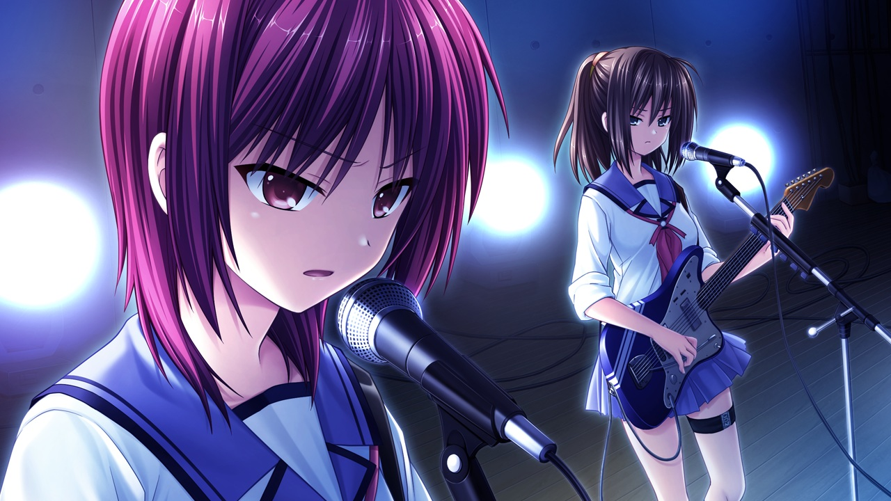 Angel Beats!CG(岩沢)