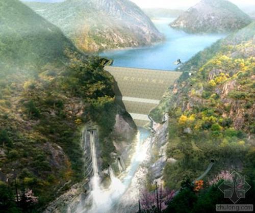 双江口ダム