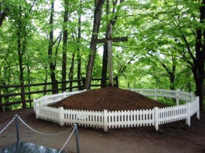 キリストのお墓2