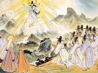 キリストは韓国人