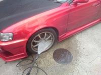 整備 洗車