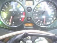 GSX1300R ツーリング 111,111km