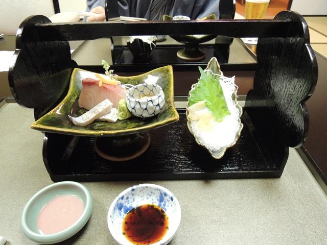 山翠楼夕食6