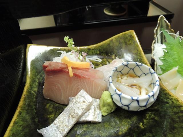 山翠楼夕食7