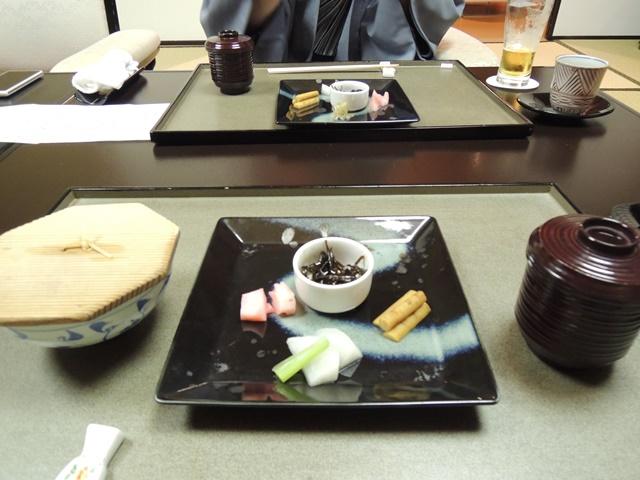 山翠楼夕食16