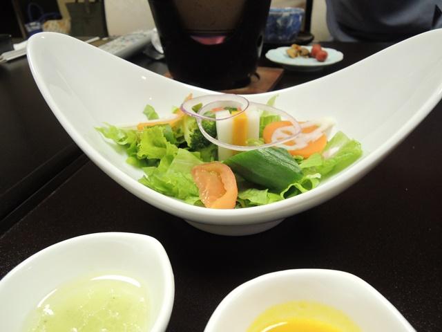 山翠楼朝食4