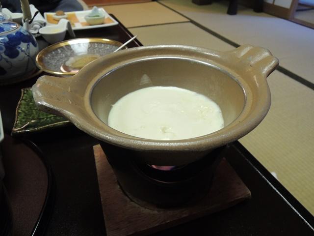 山翠楼朝食6