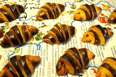チョコレートクロワッサン2