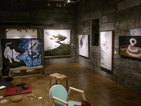 書画工芸展2015-2