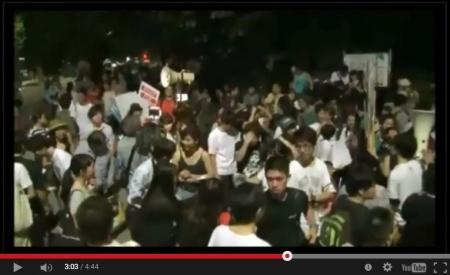 SEALDsデモの参加者を検証する【主催者発表5万人】 [嫌韓ちゃんねる ~日本の未来のために~ 記事No4343