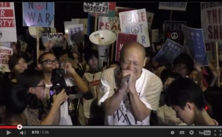 安保改正法反対デモをみたとある外国人の反応 [嫌韓ちゃんねる ~日本の未来のために~ 記事No4373