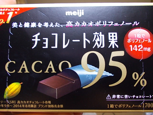Chocolate 20150721