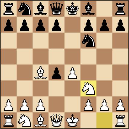 Urusov Gambit
