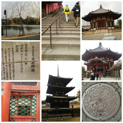 平成26年12月30日奈良旅行
