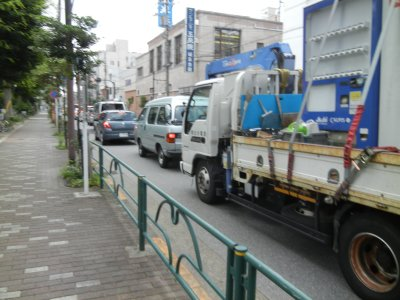 奥戸街道(古代東海道)
