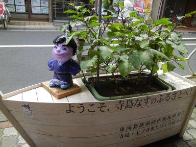 東向島駅前振興組合のデモ