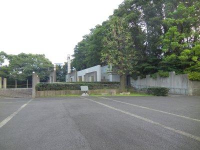 東京都戦没者霊園