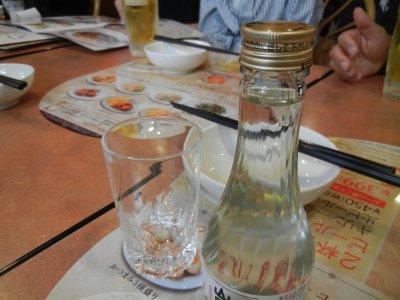 乾杯用日本酒・この内一合分