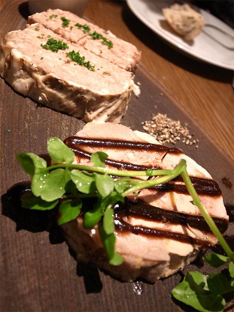 150307ビストロ熟肉-豚肉と白レバーのテリーヌ