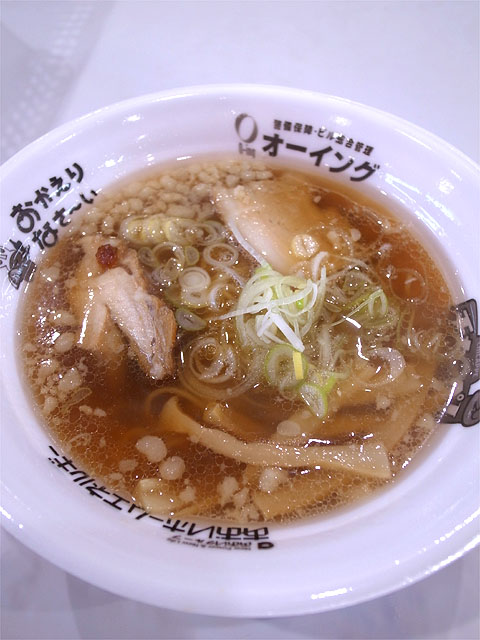150321ラーメンpark in福井-G麺7-らーめん正油