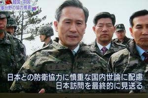 日本との同盟は否定