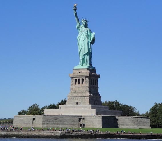自由の女神像0001