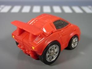 キュートランスフォーマー QT05 ランボル(ランボルギーニ カウンタックLP500S) QT06 プロール(ニッサン フェアレディZ 280Z-T)002