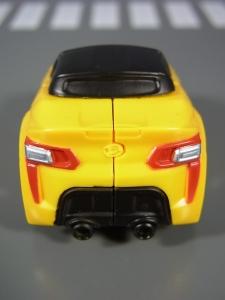 キュートランスフォーマー QT07 ロディマス(トヨタ 86) QT08 バンブル(ダイハツ コペン)022