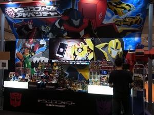 東京おもちゃショー2015 TFアドベンチャー045