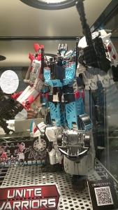 東京おもちゃショー2015 TFレジェンド キュートラ MP002