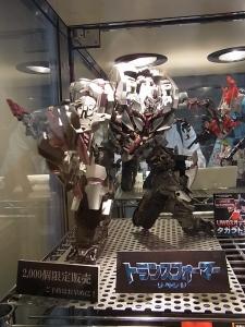 東京おもちゃショー2015 TFレジェンド キュートラ MP005