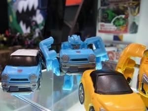 東京おもちゃショー2015 TFレジェンド キュートラ MP018