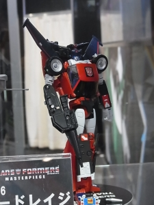 東京おもちゃショー2015 TFレジェンド キュートラ MP023