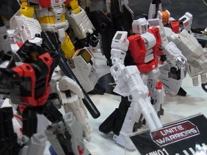 東京おもちゃショー2015 TFレジェンド キュートラ MP038