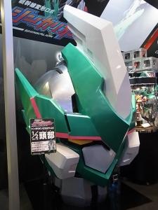東京おもちゃショー2015 タカラトミー シンカリオン ダイアクロンリブート001