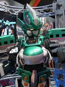 東京おもちゃショー2015 タカラトミー シンカリオン ダイアクロンリブート011
