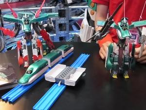 東京おもちゃショー2015 タカラトミー シンカリオン ダイアクロンリブート013