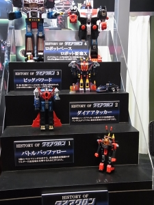 東京おもちゃショー2015 タカラトミー シンカリオン ダイアクロンリブート018