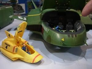東京おもちゃショー2015 タカラトミー サンダーバード ガガンガン022