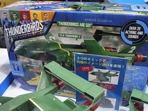 東京おもちゃショー2015 タカラトミー サンダーバード ガガンガン023