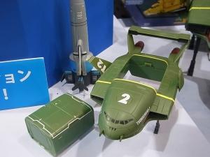 東京おもちゃショー2015 タカラトミー サンダーバード ガガンガン025