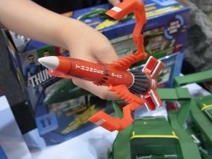 東京おもちゃショー2015 タカラトミー サンダーバード ガガンガン026