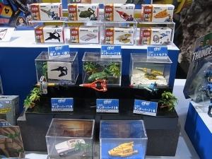 東京おもちゃショー2015 タカラトミー サンダーバード ガガンガン028
