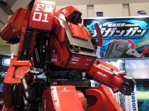 東京おもちゃショー2015 タカラトミー サンダーバード ガガンガン035