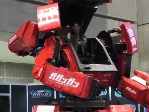 東京おもちゃショー2015 タカラトミー サンダーバード ガガンガン036